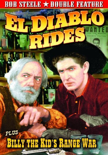 Double Feature El Diablo Ride Steele Bob Bw Nr