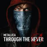 Metallica Metallica Through The Never 3d Blu Ray 3d Deluxe Ed. R Incl. Blu Ray Bandana