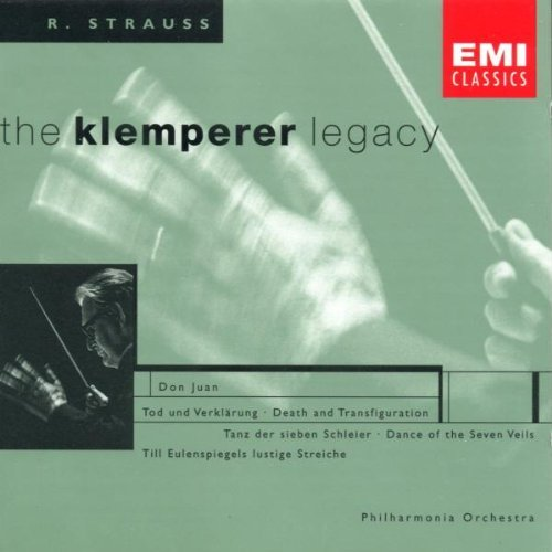 R. Strauss Don Juan Death & Transfigurati Klemperer Legacy Series