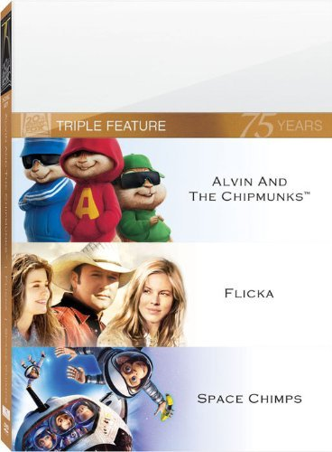 Alvin & The Chimpmunks Flicka Alvin & The Chimpmunks Flicka
