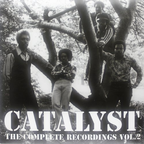 Catalyst Vol. 2 Complete Recordings 2 Lp