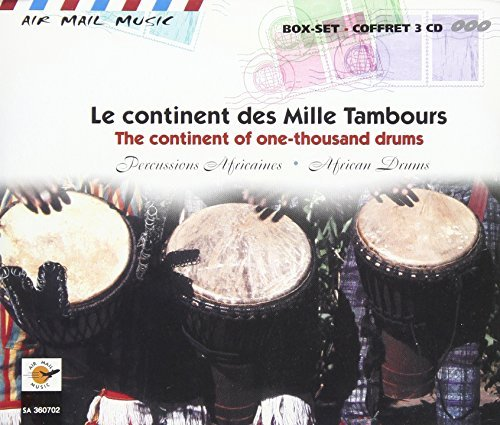 Continent Of One Thousand Drum Continent Of One Thousand Drum 3 CD