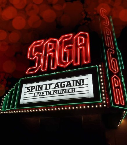 Saga Spin It Again Live In Munich Blu Ray Nr