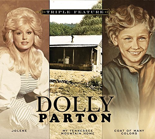 Dolly Parton Vol. 2 Triple Feature 3 CD