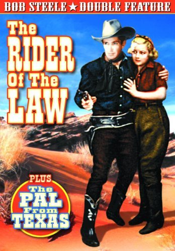 Rider Of The Law (1935) Pal Fr Steele Bob Bw Nr