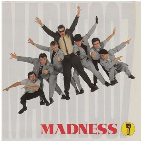 Madness Seven Import Gbr 2 CD Digipak