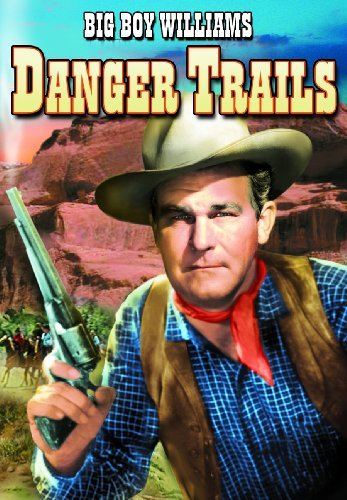 Danger Trails (1935) Big Boy Williams Bw Nr