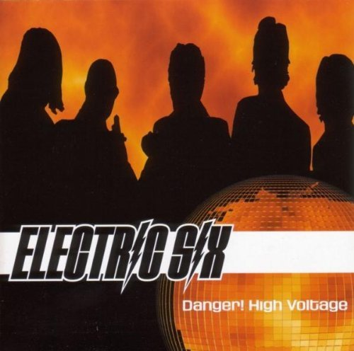 Electic Six Danger! High Voltage [single Cd]
