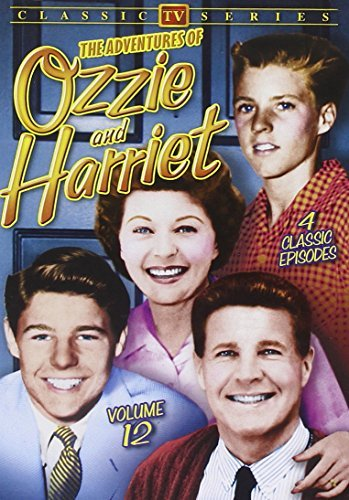 Adventures Of Ozzie & Harriet Adventures Of Ozzie & Harriet Vol. 12 16 Nr 5 DVD