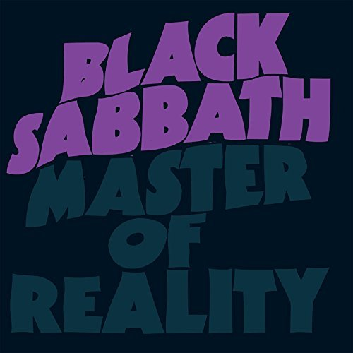 Black Sabbath Master Of Reality Import Gbr