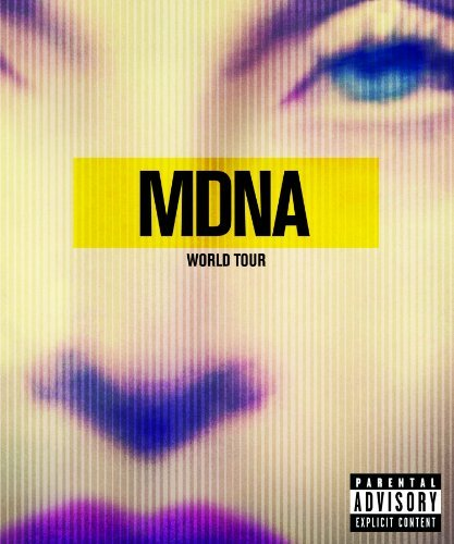 Madonna Mdna World Tour Explicit Blu Ray Nr