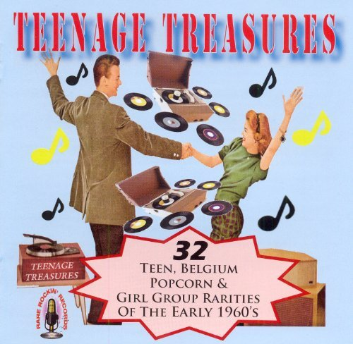 Teenage Treasures Teenage Treasures