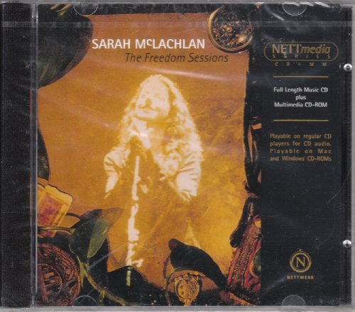 Sarah Mclachlan The Freedom Sessions