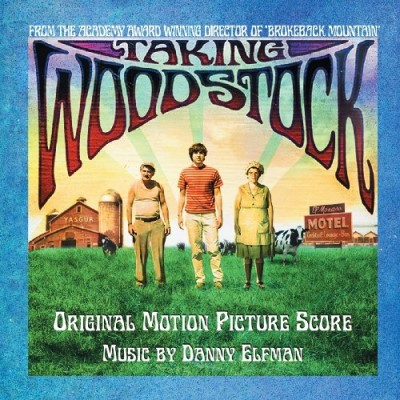 Danny Elfman Taking Woodstock Music By Danny Elfman