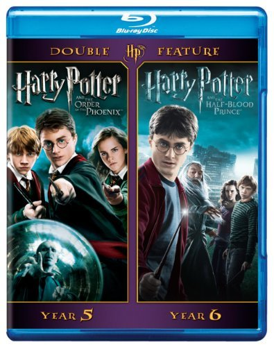 Harry Potter Year 5 Year 6 Radcliffe Grint Watson Nr 2 Br