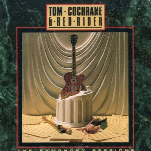 Tom Cochrane Symphony Sessions Import Can