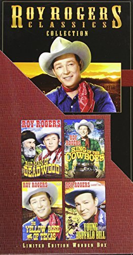 Roy Rogers Classics Collection Roy Rogers Classics Collection Nr 4 DVD