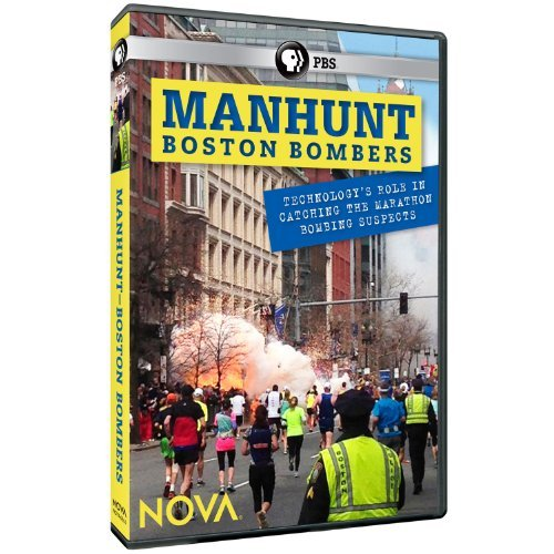 Manhunt Boston Bombers Nova