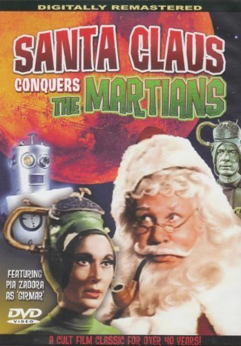 John Call Leonard Hicks Vincent Beck Pia Zadora Ni Santa Claus Conquers The Martians (digitally Remas Santa Claus Conquers The Martians (digitally Remas