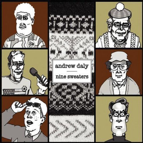Andrew Daly Nine Sweaters 2 CD