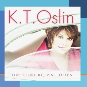 K.T. Oslin Live Close By Visit Often