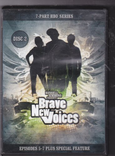 Russell Simmons Presents Brave New Voices Brave New Voices