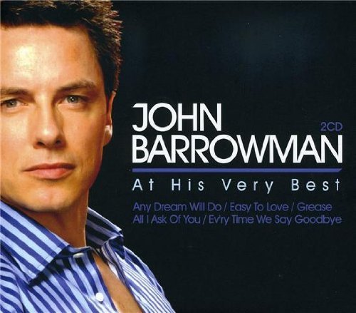 John Barrowman At His Very Best Import Gbr 2 CD
