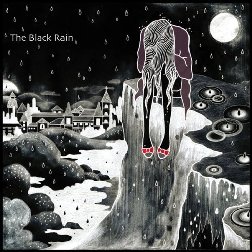 Anoice Black Rain Digipak