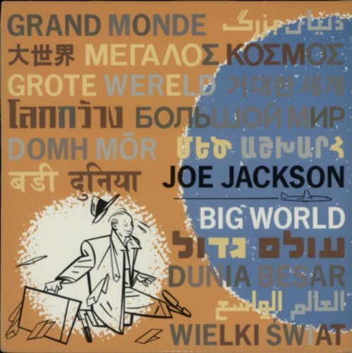 Joe Jackson Big World