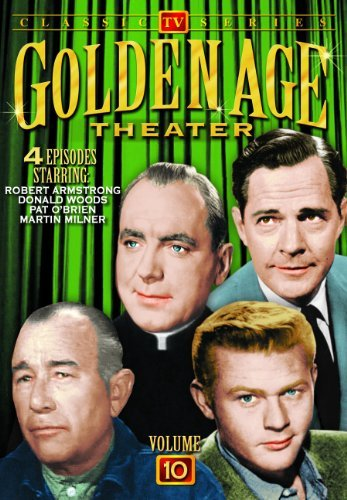 Golden Age Theater Golden Age Theater Vol. 10 Bw Nr