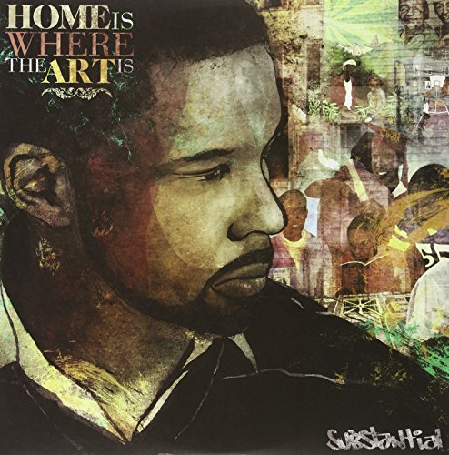Substantial Home Is Where The Art Is 2 Lp