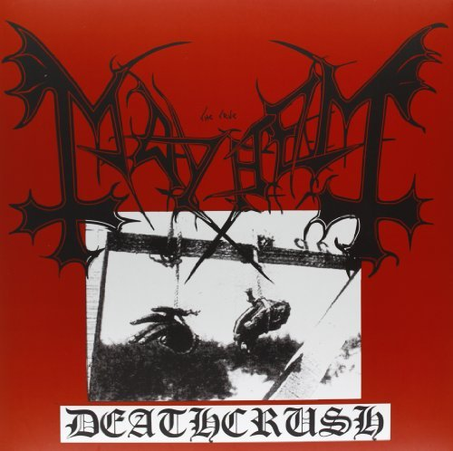 Mayhem Deathcrush Colored Vinyl Lmtd Ed.