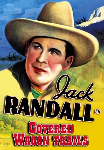 Covered Wagon Trails (1940) Randall Jack Bw Nr