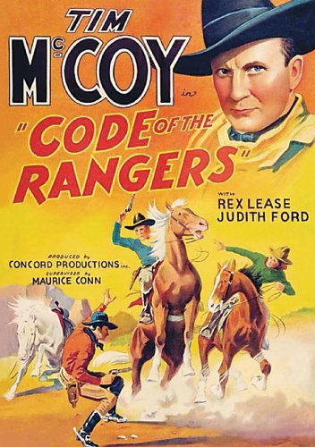 Code Of The Rangers (1937) Mccoy Lease Bw Nr