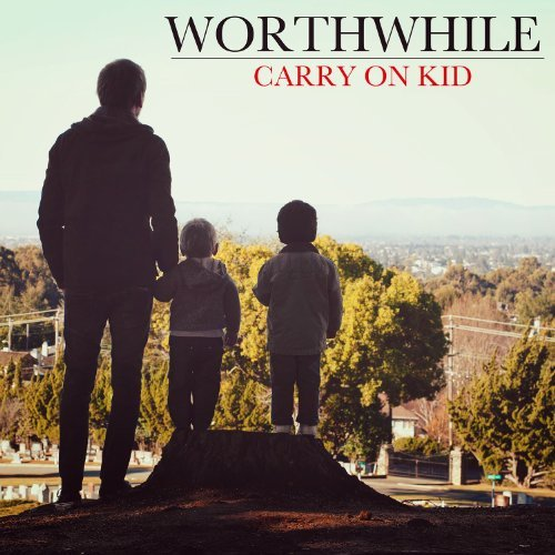 Worthwhile Carry On Kid White Colored Vinyl Incl. Digital Download