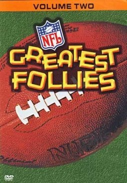 Artist Not Provided Nfl Greatest Follies Vol. 2 1997 2000