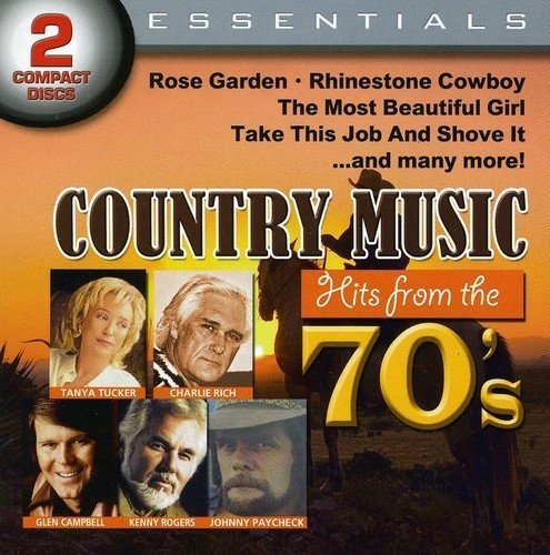 Country Music Hits From The 70 Country Music Hits From The 70 2 CD