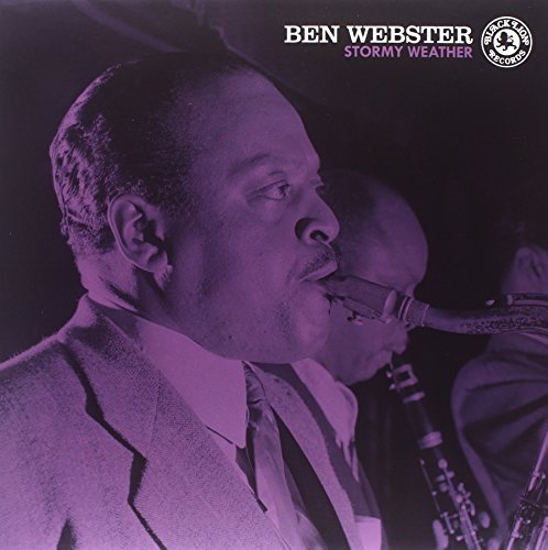 Ben Webster Stormy Weather 180gm Vinyl