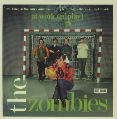 Zombies At Work (n' Play) Import Gbr 7 Inch Single