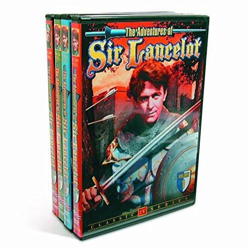 Adventures Of Sir Lancelot Adventures Of Sir Lancelot Vo Vol. 1 4 Nr 4 DVD