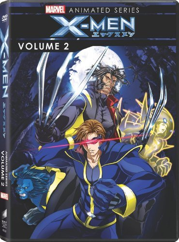 Vol. 2 X Men Animated Series Aws Nr