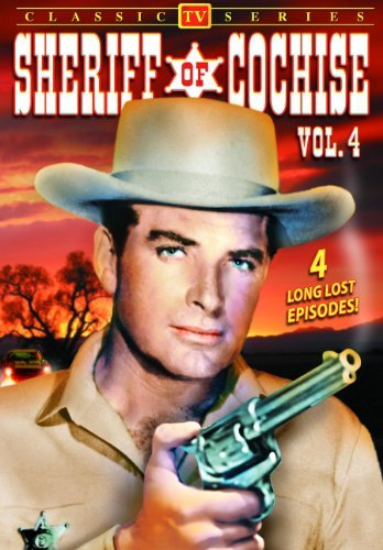 Sheriff Of Cochise Sheriff Of Cochise Vol. 4 Bw Nr