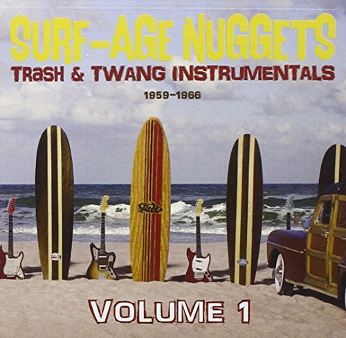 Surf Age Nuggets Vol. 1 Surf Age Nuggets