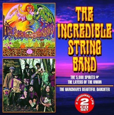 Incredible String Band 5000 Spirits Hangman's Beautif 2 CD
