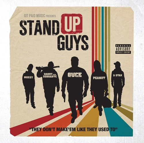 Guce Stand Up Guys Explicit Version