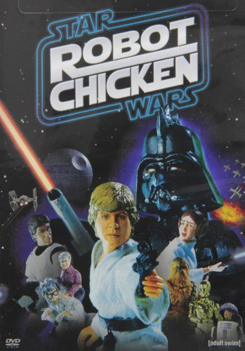 Robot Chicken Star Wars 1 3 Robot Chicken Star Wars 1 3 Nr 3 DVD