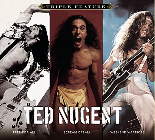 Ted Nugent Triple Feature