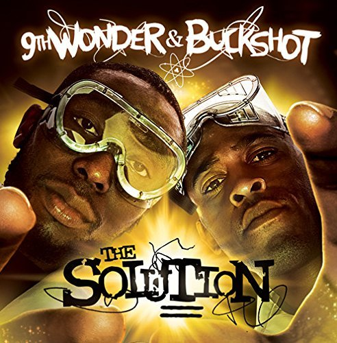 9th Wonder & Buckshot Solution 2 Lp