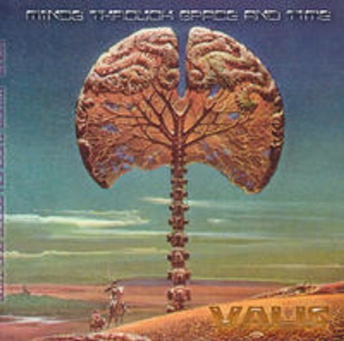 Valis Minds Though Space 180gm Vinyl Colored Vinyl Lmtd Ed.