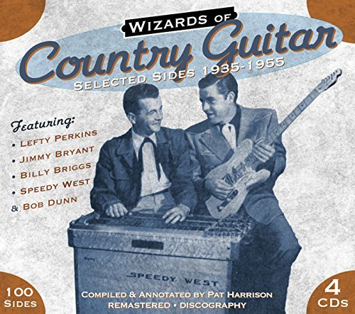 Wizards Of Country Guitar 1935 Wizards Of Country Guitar 1935 4 CD